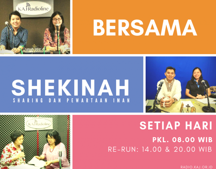 Shekinah program schedule